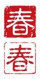 kinesiskt nytt skyddsremsaår Fotografering för Bildbyråer