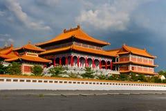 kinesiskt stiltempel Royaltyfri Bild