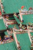 kinesiskt taktempel Royaltyfria Bilder