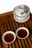 Kinesiskt te Arkivfoton