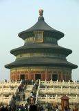 kinesiskt tempel royaltyfria bilder