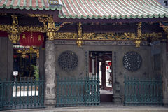 kinesiskt tempel Royaltyfri Fotografi