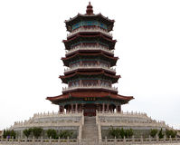 kinesiskt torn Royaltyfria Foton