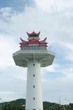 Kinesiskt torn Royaltyfri Bild