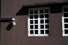 Kinesiskt traditionellt hus Arkivbild
