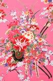 kinesiskt tyg Royaltyfri Fotografi