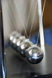 Kinetic pendulum Royalty Free Stock Photos