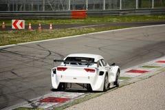 Kinetic Racing Team Mitjet car at Monza Royalty Free Stock Image