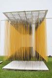 Kinetisk konst Arkivbild