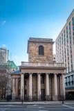 King's kaplica - Boston, Massachusetts, usa Obrazy Stock