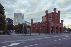 King& x27 πύλη του s Στοκ Φωτογραφία