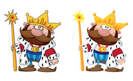 King Royalty Free Stock Photos