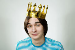 King Royalty Free Stock Images