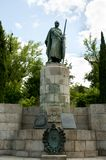 King Afonso Henriques Statue Stock Photos