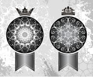 Free King And Queen Crowns Stock Images - 11605724
