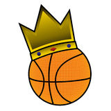 King basket Stock Photos