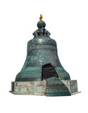 The King Bell or Tsar Bell in Moscow Kremlin, Russia Royalty Free Stock Photography