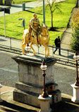 King Billy statue, Market Place, Kingston Upon Hull Royalty Free Stock Photography