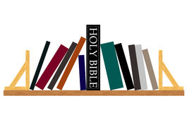 King of books -the Holy Bible Stock Photo