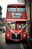 The king of Buses Royalty Free Stock Photos