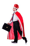 King businessman Stock Photos