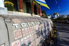 King Cathedral (Stone Church), Nha Trang, Vietnam Royalty Free Stock Photos