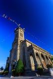 King Cathedral (Stone Church), Nha Trang, Vietnam Royalty Free Stock Image