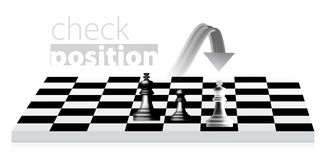 King chess Stock Photos