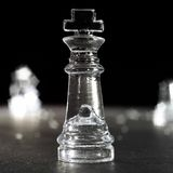 King of chess Royalty Free Stock Image