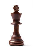 King Chess Figures Stock Photography