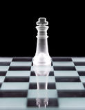 King chess piece Royalty Free Stock Photography