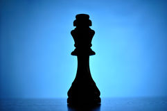King chess piece Royalty Free Stock Photo