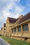 King Chulalongkorn Exhibition Hall. Bangkok, Thailand Royalty Free Stock Photo