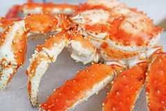 A king crab Royalty Free Stock Image