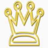 King crown Royalty Free Stock Image