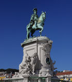 King D. Jose I Royalty Free Stock Images