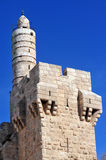 King David Citadel Royalty Free Stock Photos