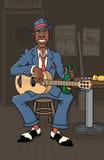 King of the Delta Blues Stock Photos