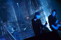 King Diamond Royalty Free Stock Images