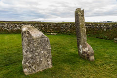 King Donierts Stone Royalty Free Stock Photography