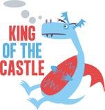King Dragon Royalty Free Stock Photo