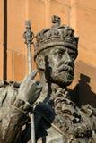 King Edward Statue -  Australia Stock Photo