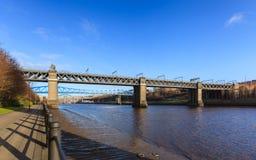 King Edward VII Bridge Stock Photography