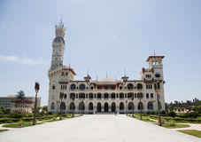 King Farouk's Palace Stock Photos