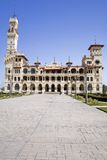 King Faruk's Montazah Palace Stock Images