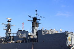 King Ferdinand frigate Royalty Free Stock Photo