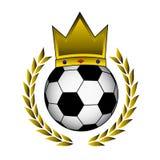 King football Royalty Free Stock Photos