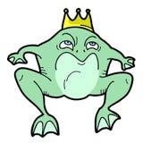 King frog Stock Photography