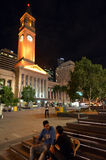King George Square Brisbane - Queensland Australia Stock Images