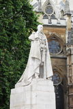 King George V memorial in London Stock Image